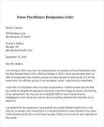 nursing resignation letter staff nurse resignation example 27