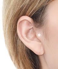 bar earring cartilage cartilage earring ebay
