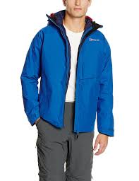 Berghaus Mens Cornice Jacket Berghaus Men U0027s Ben Alder 3 In 1 Jacket Snorkel Blue Red Dahlia