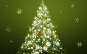 christmas tree background 6873902
