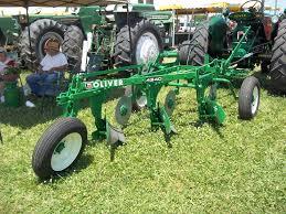 oliver 546 plow oliver u0027s pinterest tractor