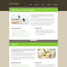 free website templates dreamweaver green website templates