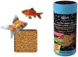 pesci alimentazione haquoss mangimi per pesci goldfish extracolor goldfish