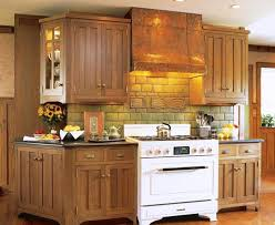 How To Do A Backsplash by Kitchen Cabinet Mission Style Frames Yellow Backsplash Kitchen