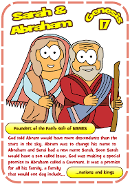 hero resources for sarah and abraham new names new covenant