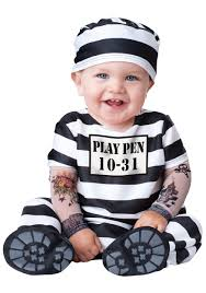 infant time out prisoner costume halloween costumes