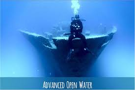 advanced open water diver ok diving malta
