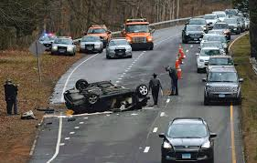 lexus of greenwich jobs new jersey man killed in crash on merritt parkway in westport
