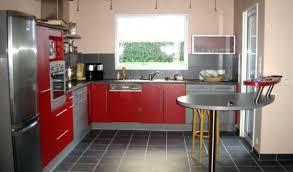 deco cuisine noir et gris decoration cuisine et gris indogate deco cuisine noir blanc