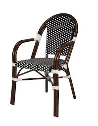 Aluminum Bistro Chairs Beautiful Black Bistro Chairs Cult Living Crossed Back Black