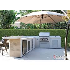 Custom Backyard Bbq Grills by Custom L Shape Bbq Island By Summerset Superstore Outdoor