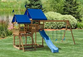 family night special backyard swing sets play mor swingsets
