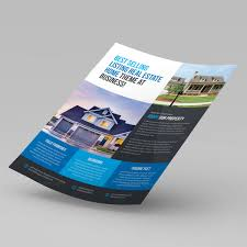 Best Real Estate Flyer Templates by Real Estate Flyer Template 000242 Template Catalog