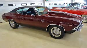 1969 chevrolet chevelle stock 328301 for sale near columbus oh