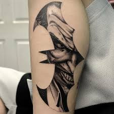 joker tattoo video joker tattoo done by major league tattoos imgur