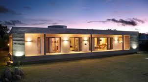 Modern Concrete Home Plans Rectangular Concrete House By Rethink
