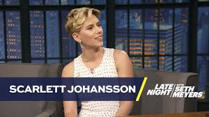 scarlett johansson learns about greenwich village ghosts youtube