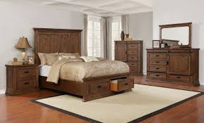 Room Place Bedroom Sets King Americana Brown Bedroom Set My Furniture Place