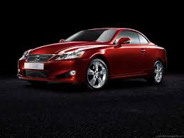 lexus is 250 red interior lexus is convertible buying guide