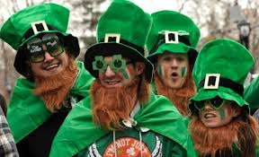 montreal st patrick u0027s day parade 2015 hd youtube