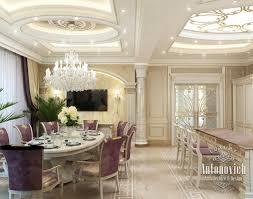 kitchen design in dubai kitchen interior in neoclassical photo 3