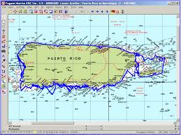 Puerto Rico On World Map by