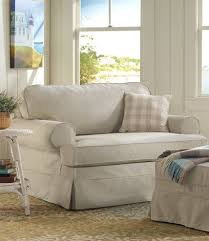 slipcover chair and a half pine point slipcovered sleeper chair and a half chairs at l l bean