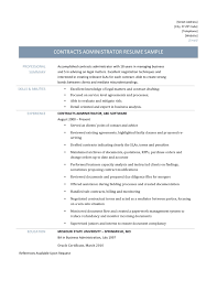 Resume Sample Business Administration by Salesforce Sample Resume Free Resume Example And Writing Download