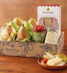 organic food gift baskets organic gift box organic gifts harry david