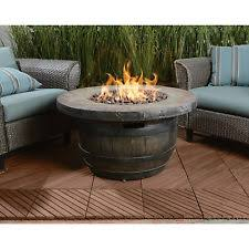 wine barrel fire table barrel fire pits chimineas ebay