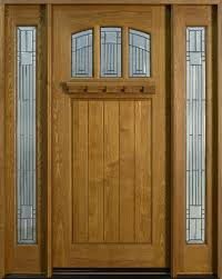 Solid Oak Exterior Doors Wood Entry Doors From Doors For Builders Inc Solid Wood Entry