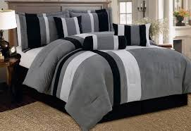 Black Down Comforter Down Comforter Black And Red Elegance And Distinction Down