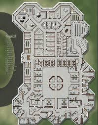 hospital shadowrun floorplan shadowrun floorplans u0026 maps