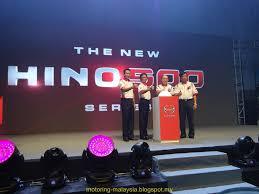 motoring malaysia truck news hino launches the latest hino 500