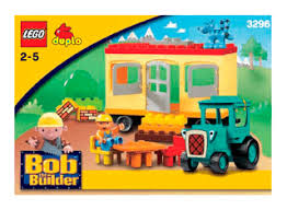 lego duplo bob builder tm building instructions lego