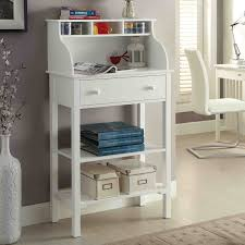 Secretary Desk For Desktop Computer Andover Mills Campbelltown Secretary Desk U0026 Reviews Wayfair