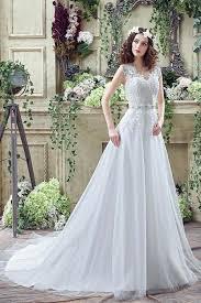 Wedding Dress Murah Aliexpress Com Buy Real Photo Babyonline Wedding Dress 2016 V
