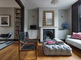Light Grey Walls by Light Grey Couch Gray Dark Wood Floors Sofa White Walls Pendant