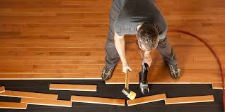 installation of hardwood floors how to install prefinished