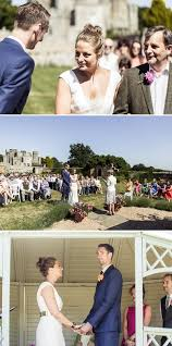 matthew williamson wedding dresses marquee wedding in east sussex in self designed gown made