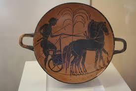 Greek Vase Painting Techniques Black Figure Pottery Ancient History Encyclopedia