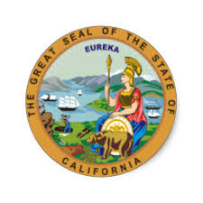 California Gifts The Great Seal Of State California Gifts T Shirts Art Posters