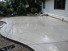 Diy Concrete Patio Awesome Concrete Patios Ideas U2013 Outdoor Carpeting Over Concrete