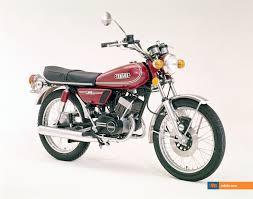yamaha 125 classical motos de alto cilindraje pinterest