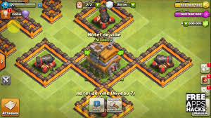 modded apk clash of clans 2016 modded apk for unlimited coins gems elixir