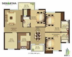 duplex house floor plans incredible 3d home plan 1500 sq ft with duplex house floor plans
