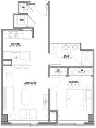 apartment floor plans luxury apartments chicago the sinclair