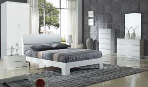 fair white shiny bedroom furniture with shiny white bedroom