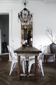 elegant rustic dining room sets modern kitchen barn set home decor igf usa this modern rustic dining room is accented perfectly with a crystal
