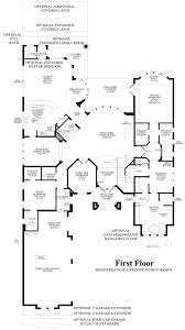 second empire floor plans royal palm polo signature collection the villa milano home design